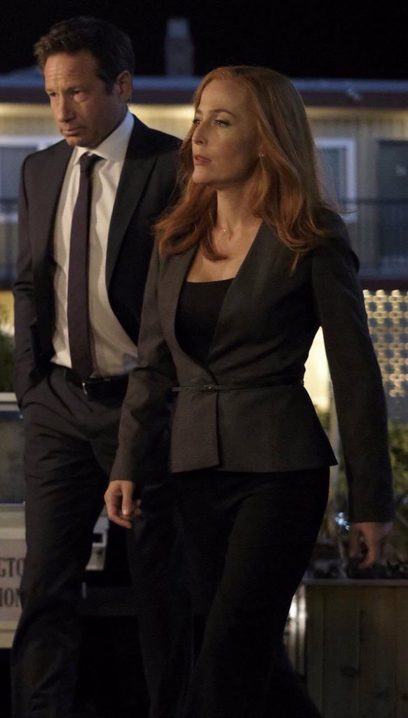 Happy birthday to the hottest Special Agent out there Dana Scully