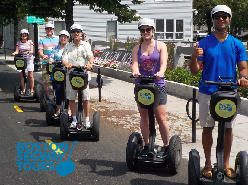 #Summer #Vacation is coming! 😃 Gather your #friends & #family for good times at #Boston #Segway #Tours 😎 http://www.bostonsegwaytours.net