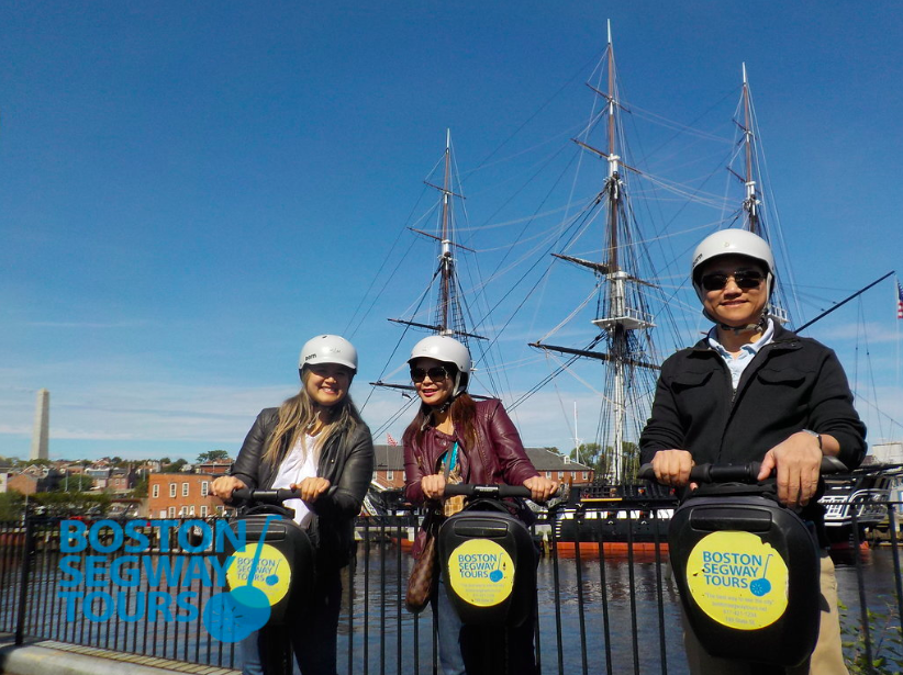 Looking for one of the #best #thingstodo in #Boston? Experience #fun the whole #family can enjoy. A #Segway #tour! 😎 http://www.bostonsegwaytours.net