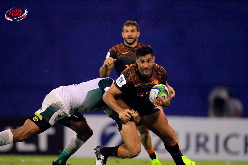 #Rugby #SuperRugby Repasá en imágenes el gran triunfo de #Jaguares ante Bulls en Liniers.   https://t.co/5jVGmMj0u4