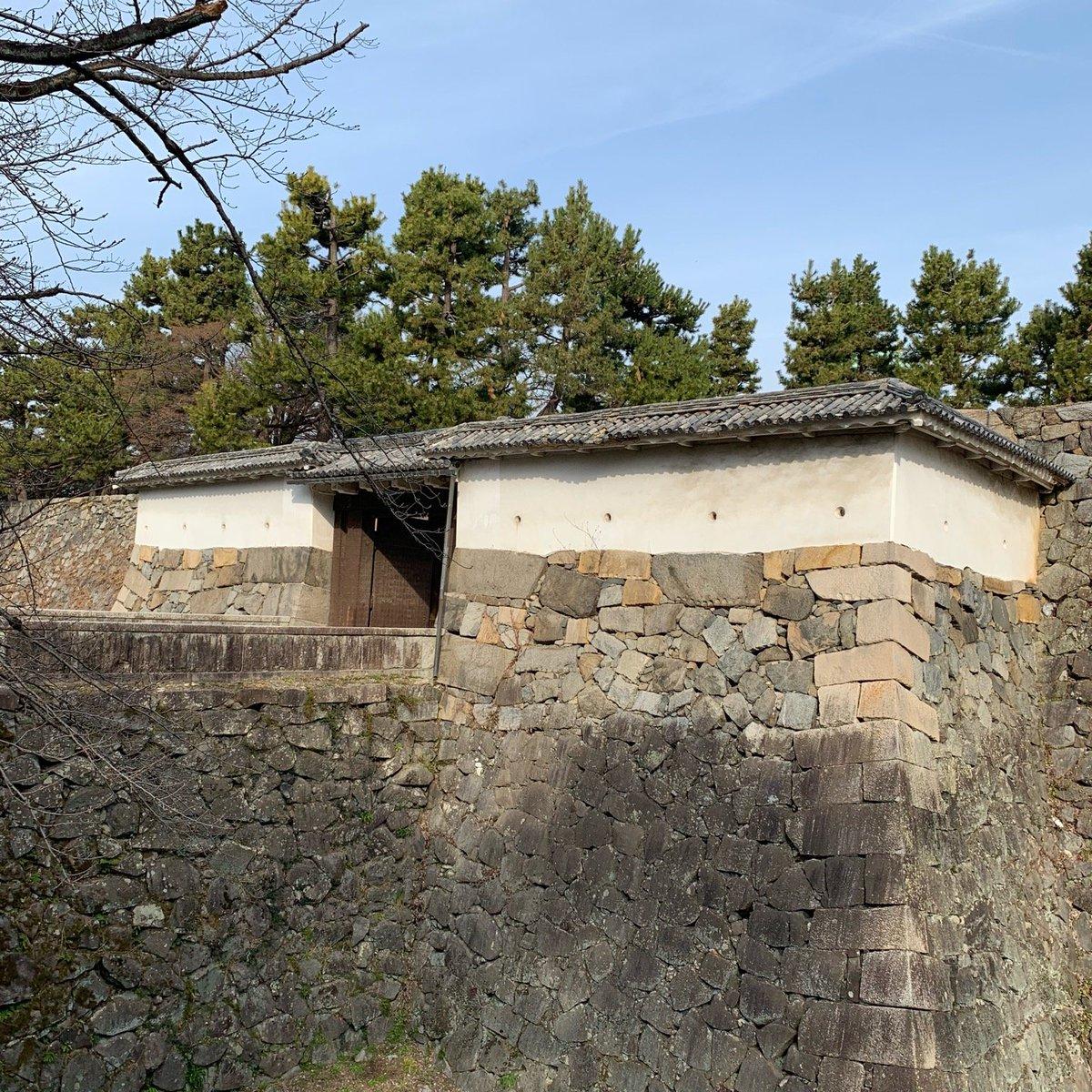 名古屋城 本丸表二之門