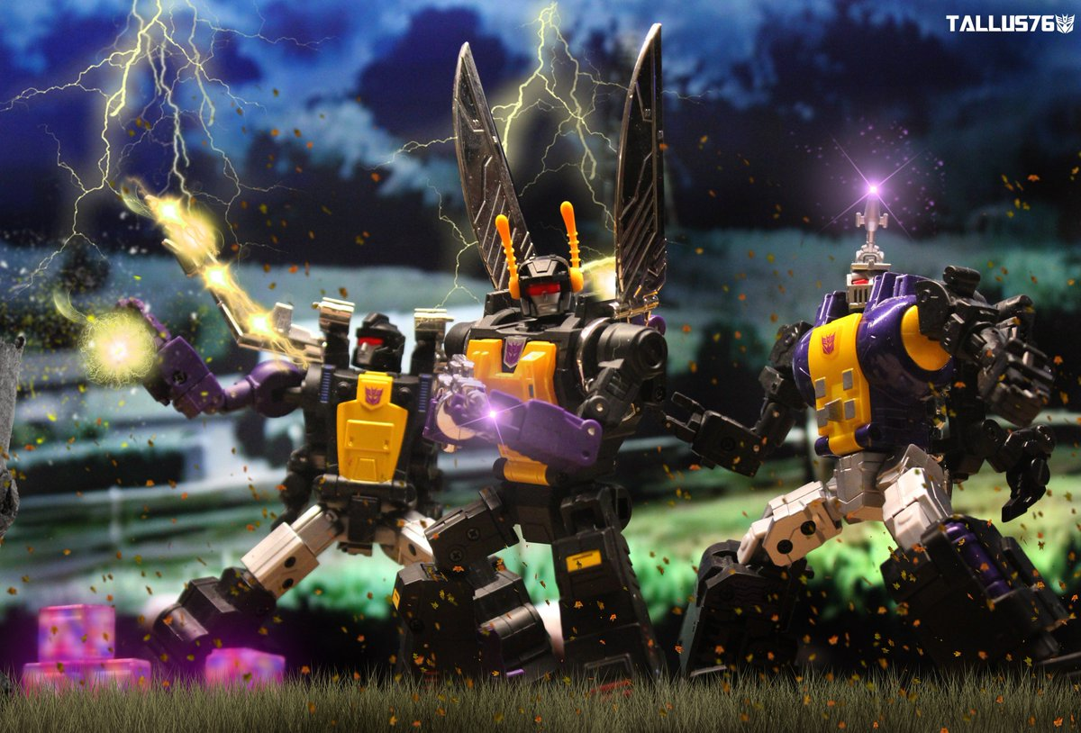 Fanstoys Insecticons