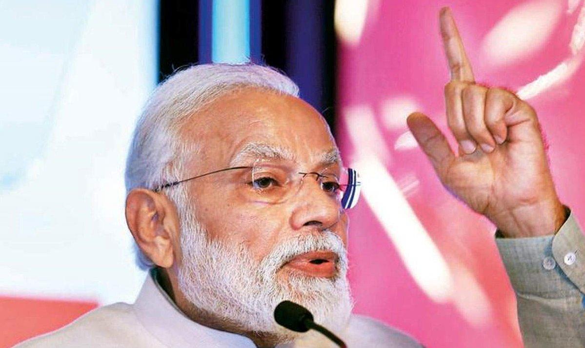 #ETGBS | PM @narendramodi tears into UPA's 'A,B,C mentality'   Read: https://t.co/r5qNOOb9KN