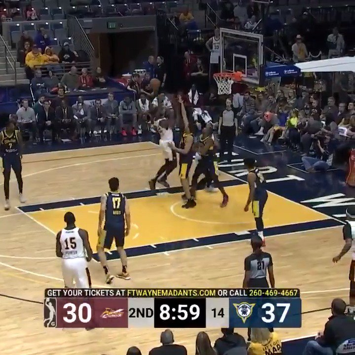 JaCorey Williams (@_JWilliams22) poured in 22 PTS & 7 REB on 81.8% shooting from the field in the @CantonCharge's Saturday night win ⚔️  @MT_MBB ↗️ @CantonCharge