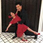 Image for the Tweet beginning: Father-Daughter Dance with my little