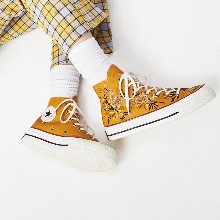 Where To Buy Converse Parkway Floral High Tops Because These