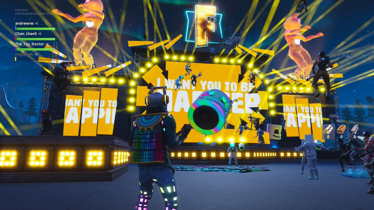 1ae99843f14079 fortnites marshmello concert was the games biggest event ever. Fortnite s  ...