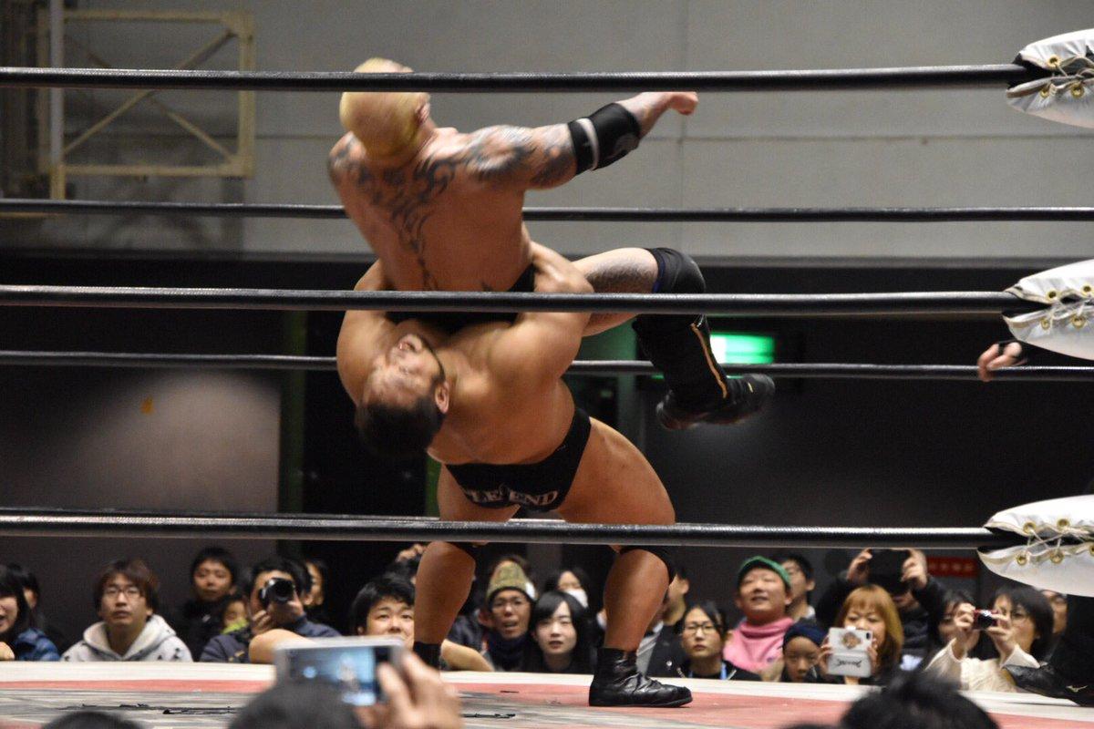 "BJW: ""Osaka Surprise 41"" Sekimoto sigue como doble monarca 8"