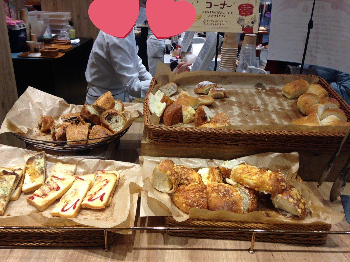 食べ 放題 パン