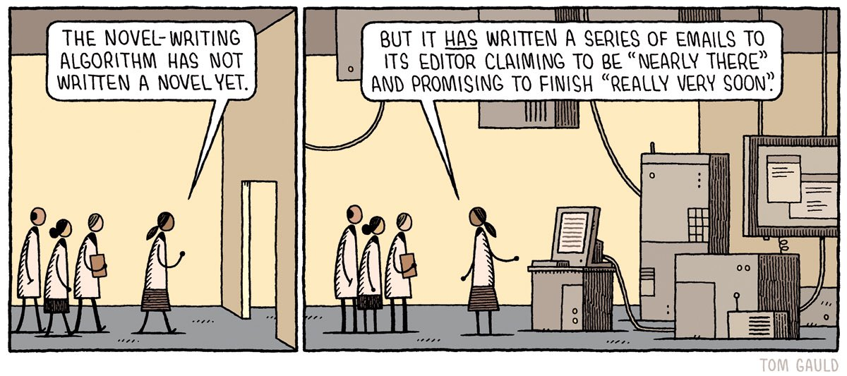 'The novel-writing algorithm' (for yesterday's @guardianreview)