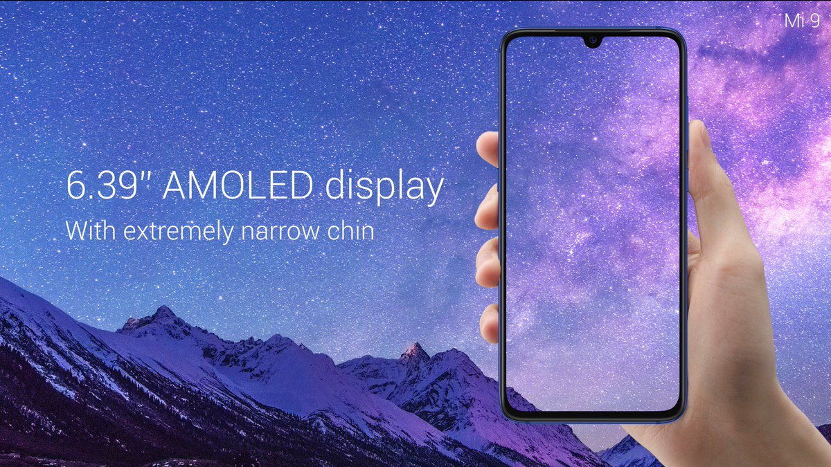 MWC 2019. Мировой анонс Xiaomi Mi 9