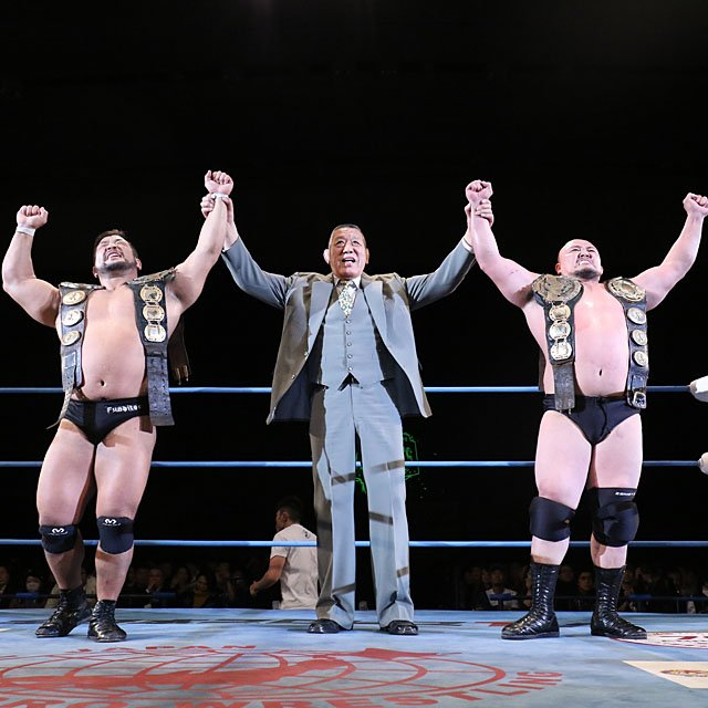AJPW: Final del Jr. Battle of Glory 2019; Miyahara defiende la TC 6