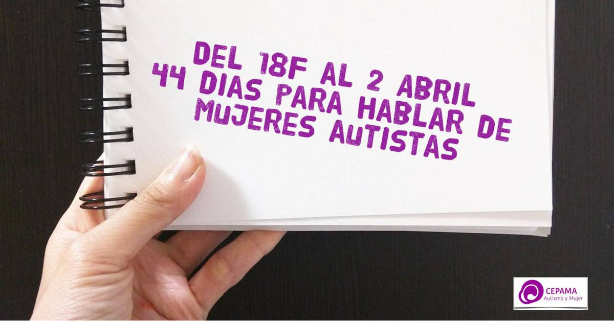 CEPAMA Autismo y Mujer's photo on Asperger