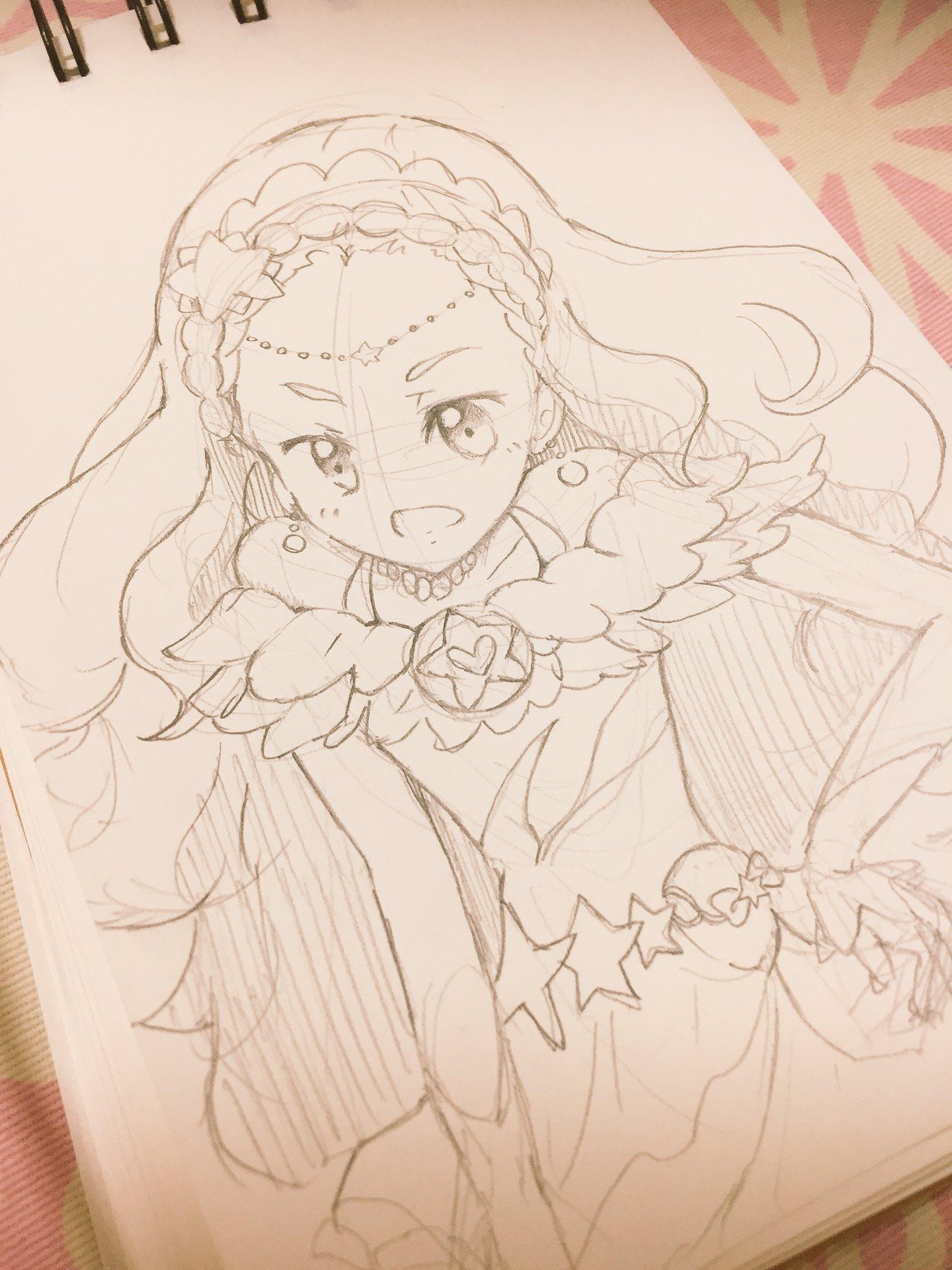 りなりあ (@rinaria0)さんのイラスト