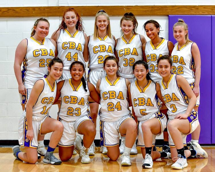 Cba Syracuse On Twitter Good Luck To The Girls Basketball