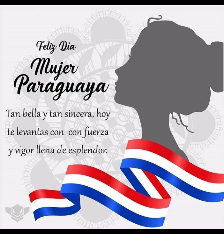 Augus De Colleville On Twitter Feliz Dia A La Mujer Mas Gloriosa De America La Mujer Paraguaya La mujer paraguaya siente que tiene que levantar el país, defender la fe, defender su cultura y defender su lengua, y lo logró papa francisco. augus de colleville on twitter feliz