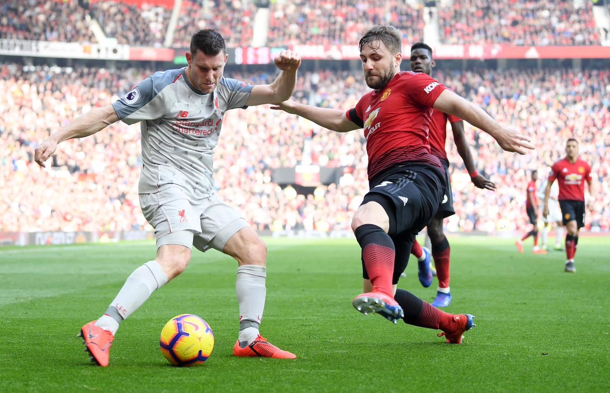 Wanted more - but the point puts us back on 🔝🔴 #YNWA