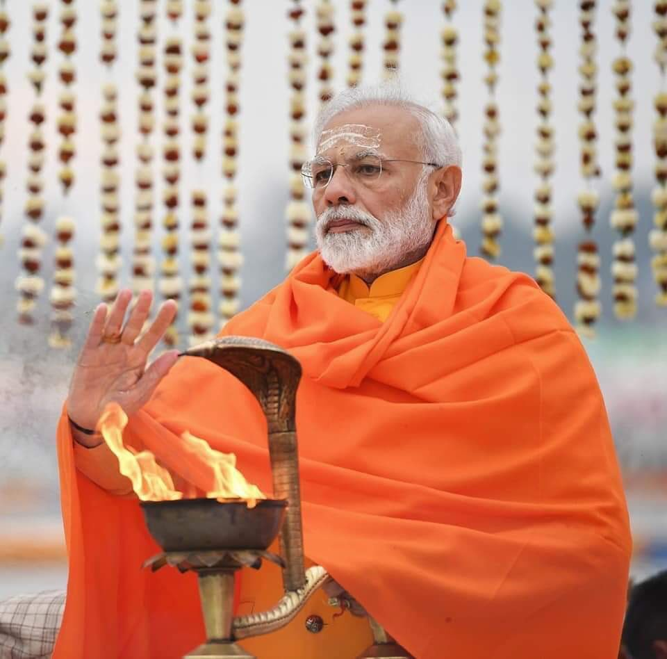 Image result for modi kumbh