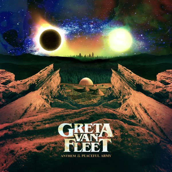 Zip Download Mp3 Greta Van Fleet Anthem of the Peaceful Army rar