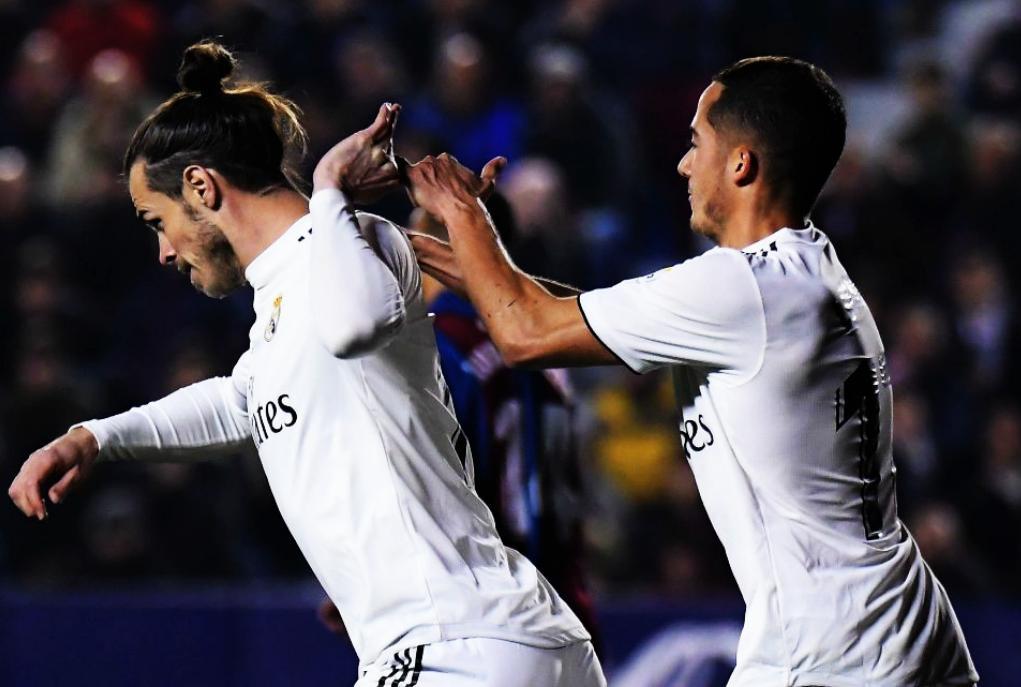 Video: Levante vs Real Madrid