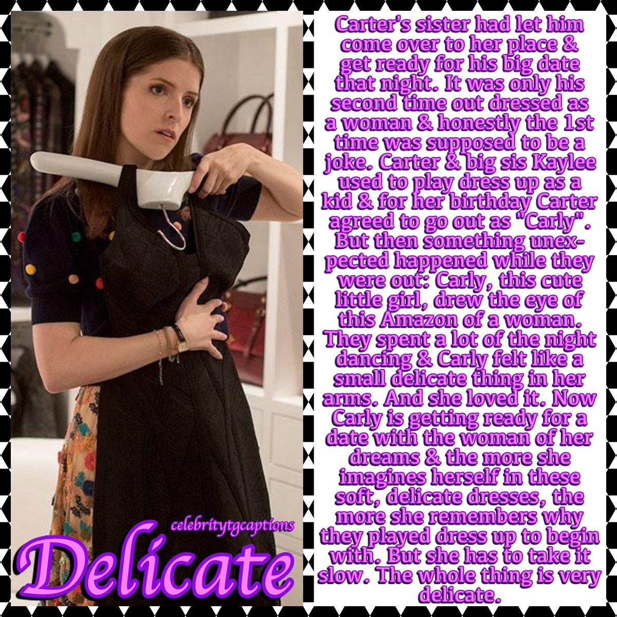 Caption feminization Candy's Caption