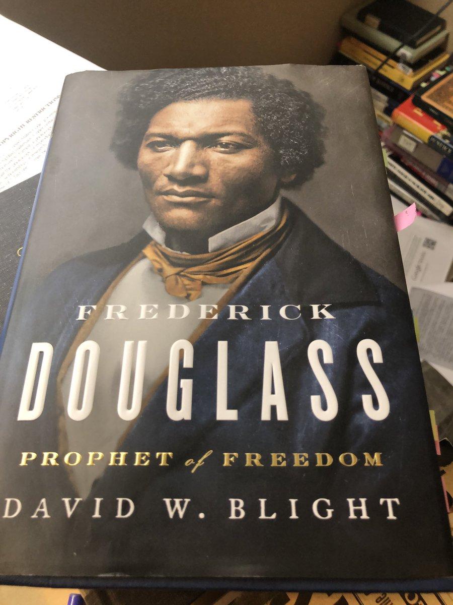 Frederick Douglass Prophet Of Freedom Paperback