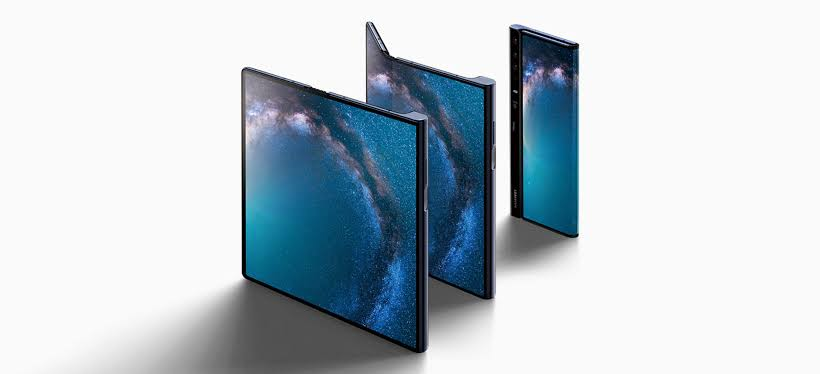 Huawei 5g foldable smartphone Mate X launched in Mobile World Congress 2019