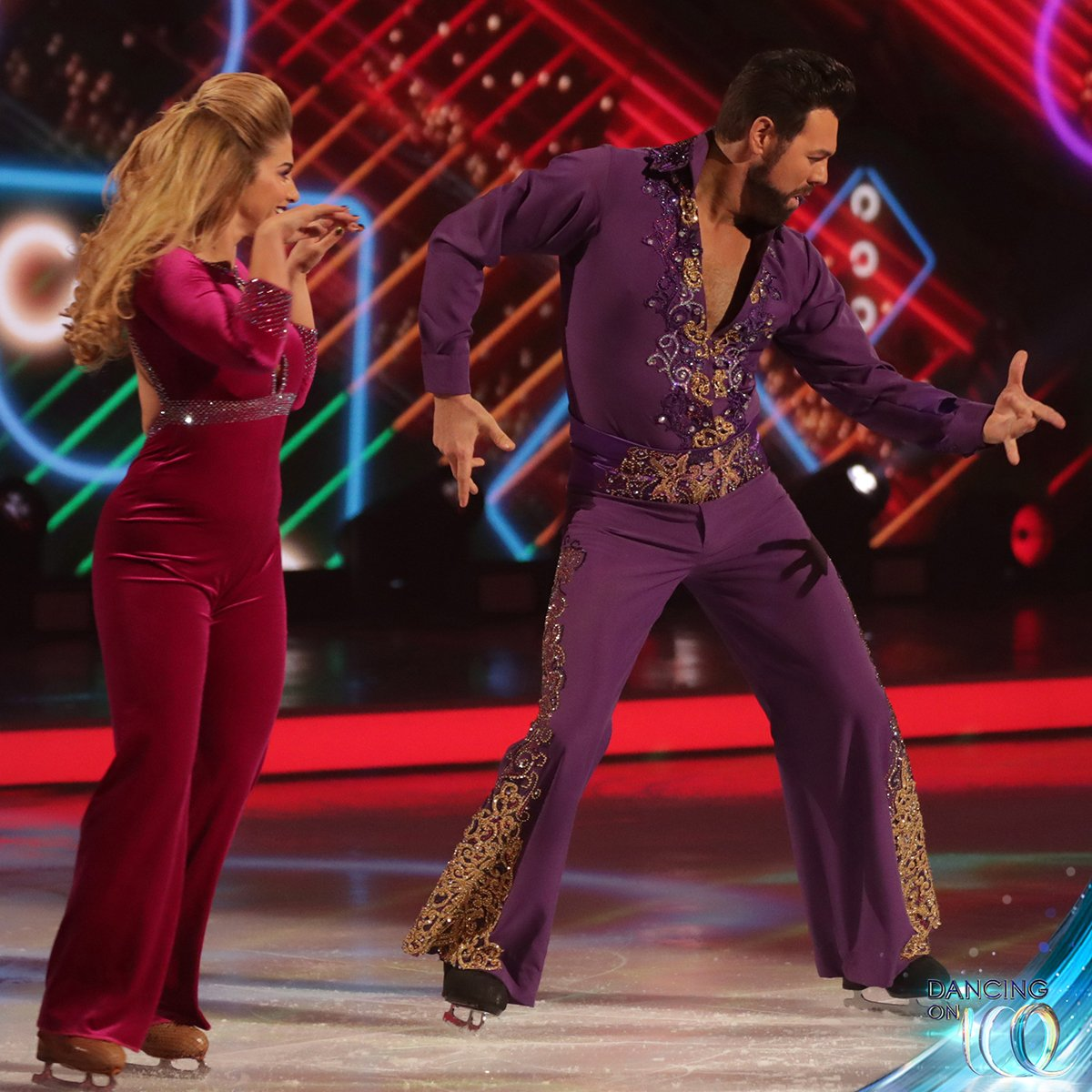 Dancing On Ice On Twitter Here They Are Presenting Your