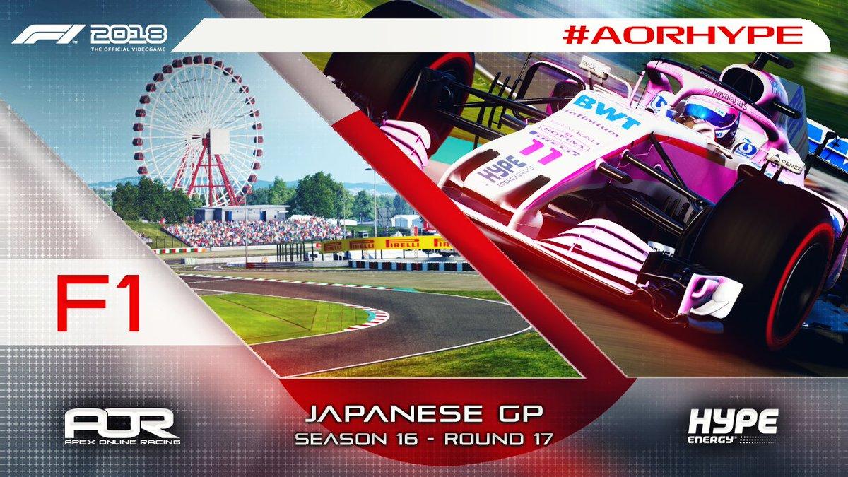 Apex Online Racing on Twitter: