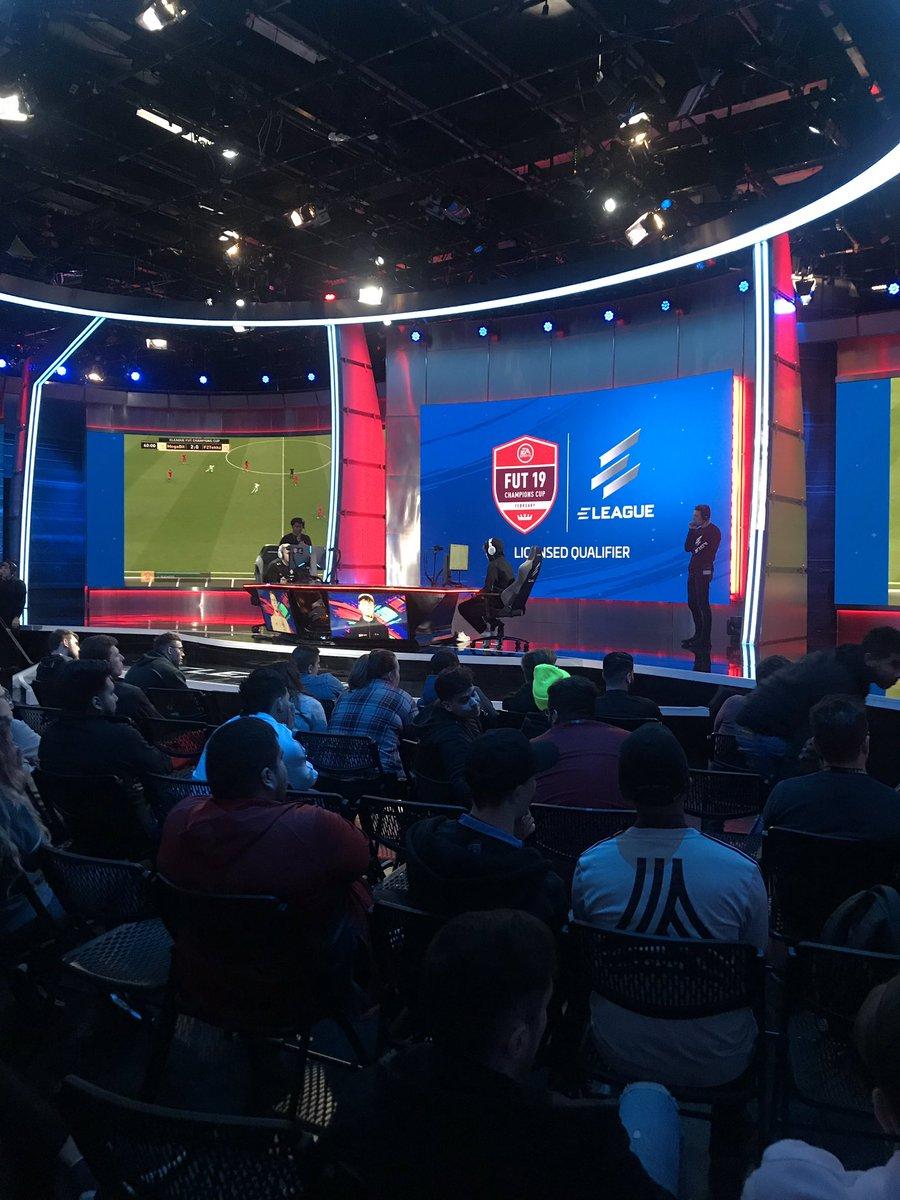 #FIFAeWorldCup #FUTChampionsCup