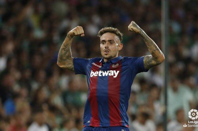 هدف ليفانتي الأول في مرمى ريال مدريد