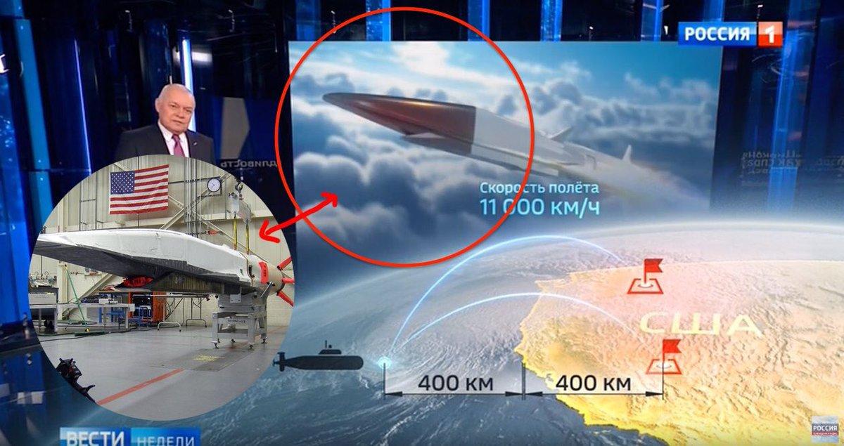 Помпео прокоментував погрози Путіна націлити ракети на США: Це гучні слова, спрямовані на прикриття ключового виклику - Цензор.НЕТ 7969