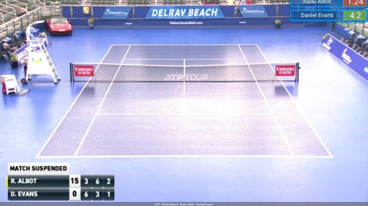 Delray Beach 2019 - ATP 250 - Page 3 D0NCaa-WwAIvoJE