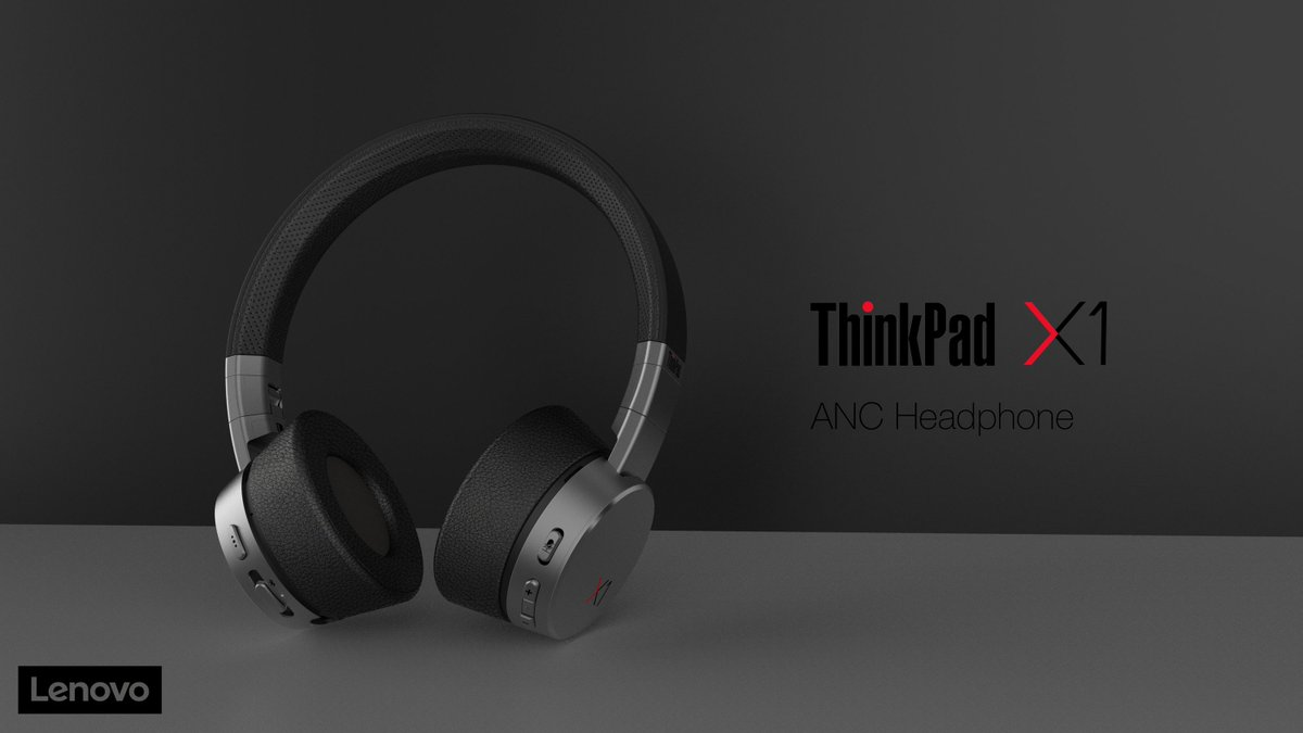 Lenovo has created ThinkPad and Yoga headphones