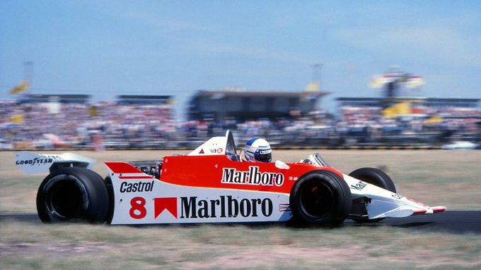 Happy 64th Birthday Alain Prost
