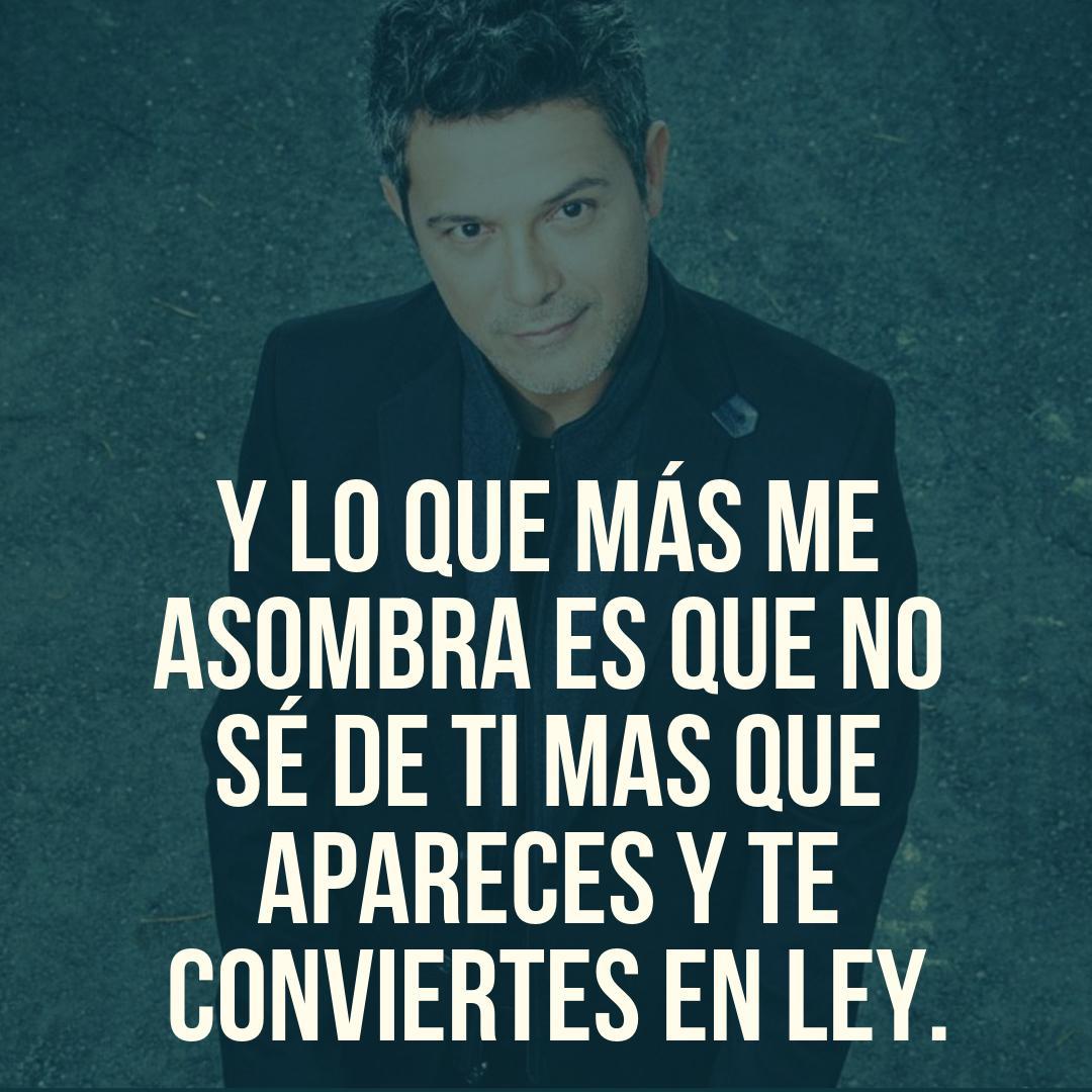 Frases Alejandrosanz At Frasesalejandroさん Twitter