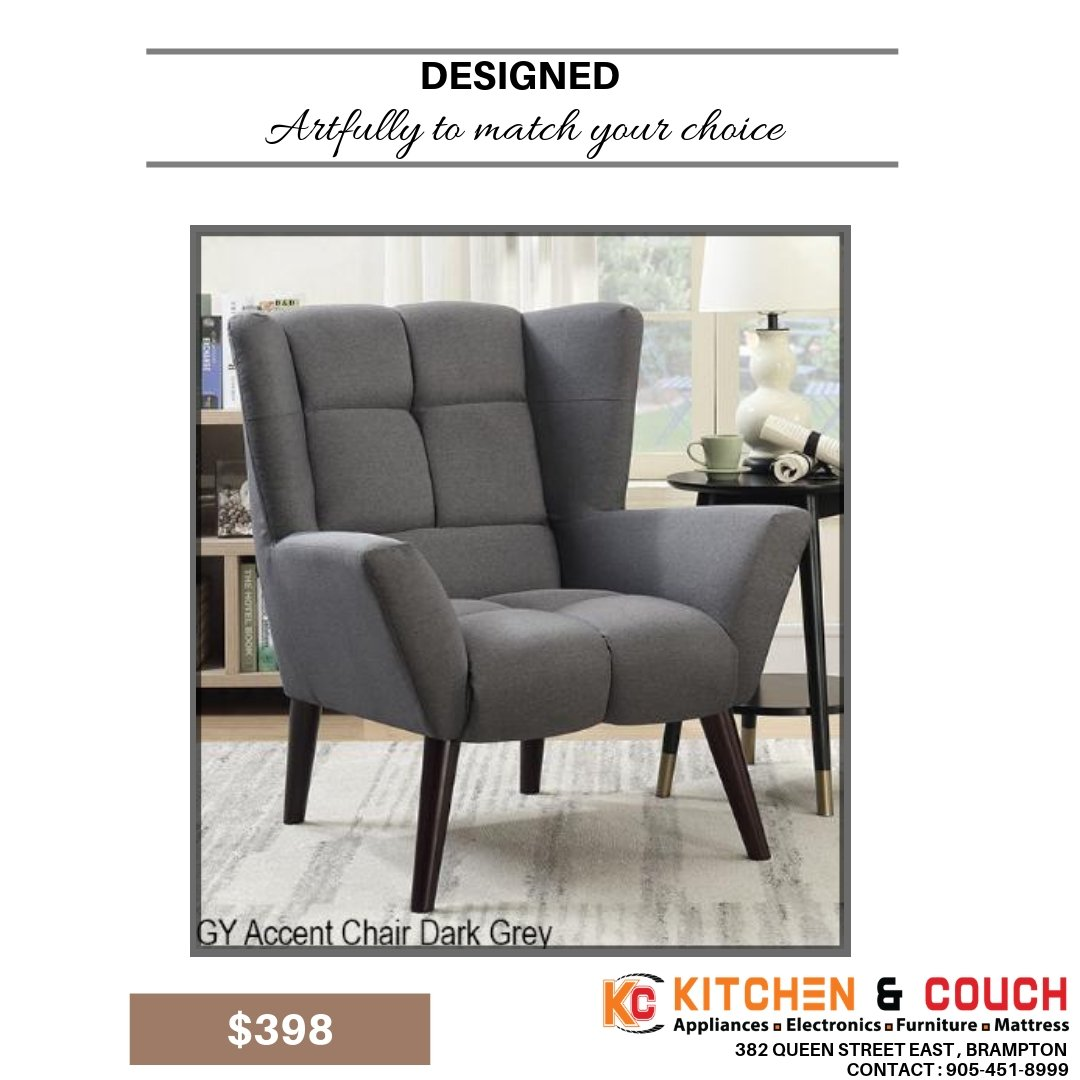 Remarkable Kitchen Couch On Twitter Get The Perfect Accent Chair Dailytribune Chair Design For Home Dailytribuneorg