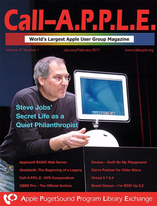 Happy 64th Birthday Steve Jobs --