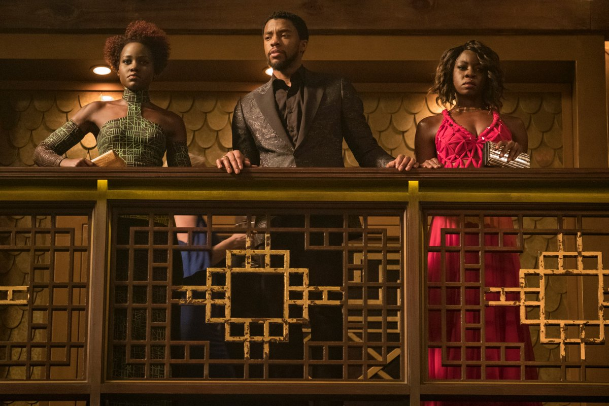 How Black Panther was made? 40 EXCLUSIVE PHOTOS of shooting of OSCAR WINNER