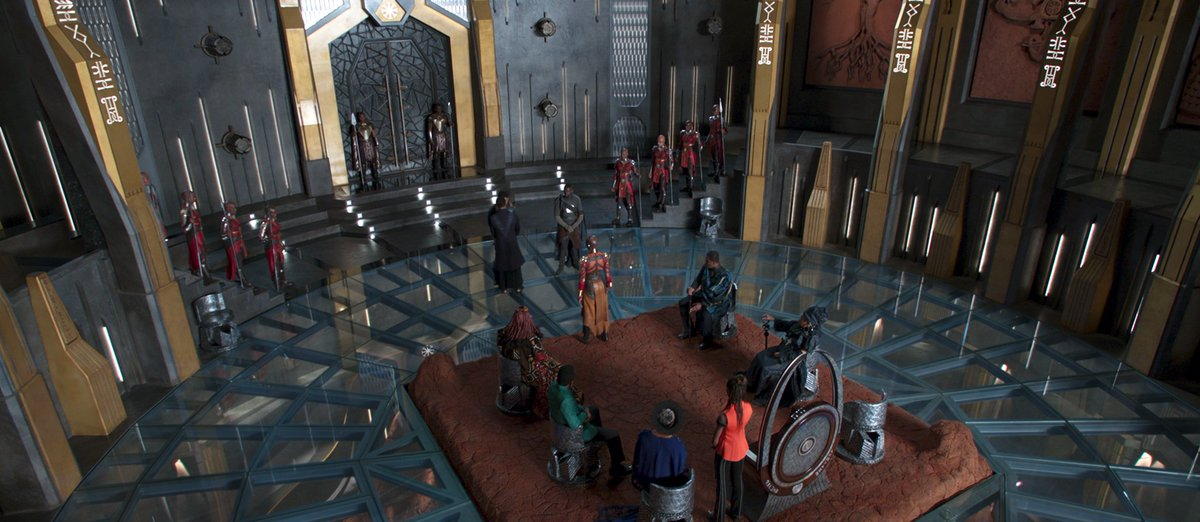#AcademyAwards - Marvel Studios bags their First Oscars as Black Panther fetches it for Costume Design