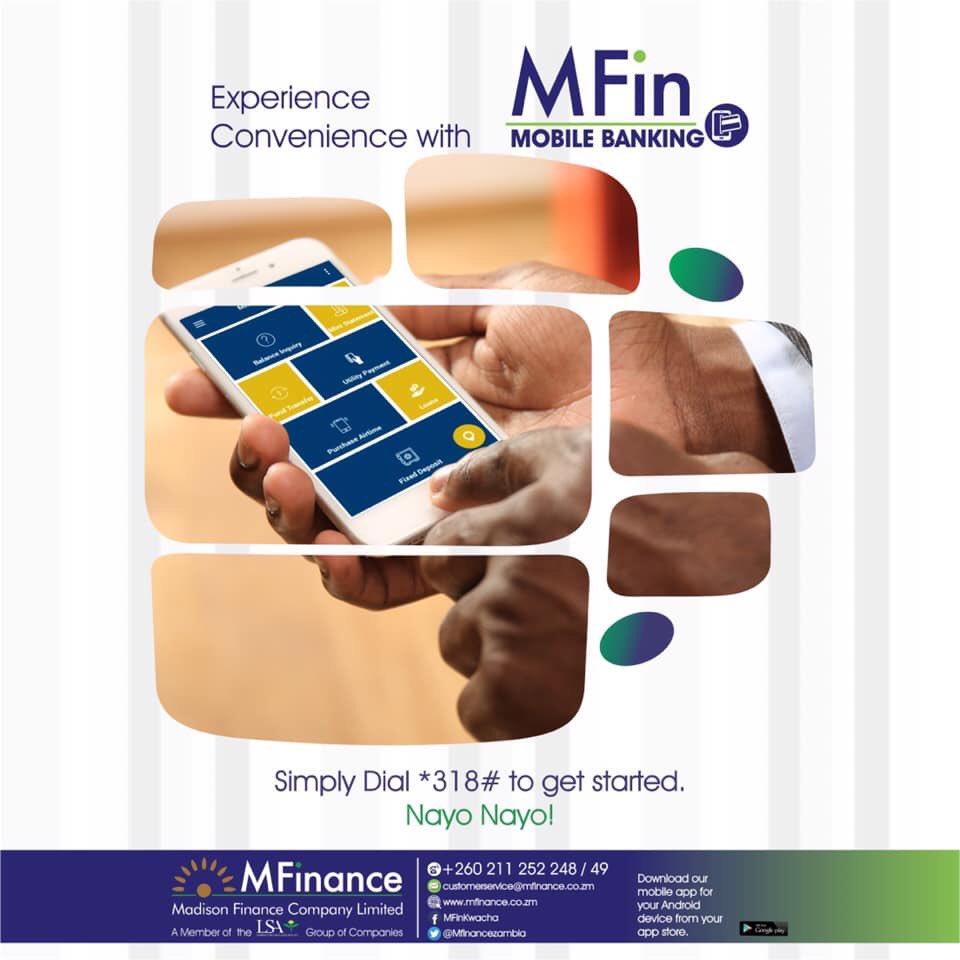M Is For Mpowering Madison >> Madison Finance Mfinancezambia Twitter