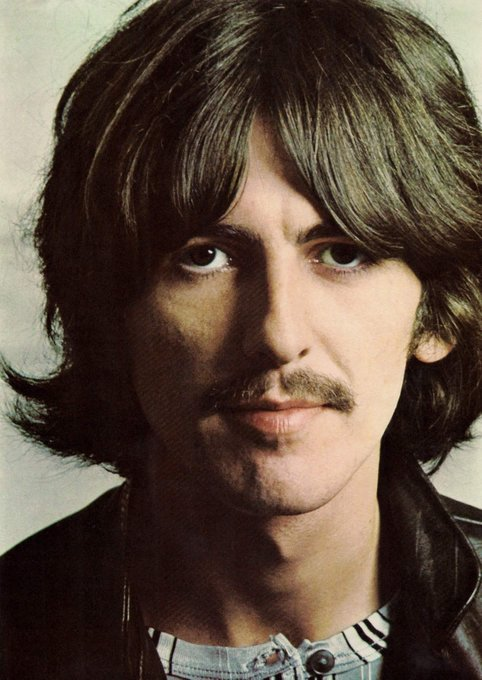 George Harrison, MBE (The Beatles)  Birth 1943.2.25 2001.11.29 Happy Birthday