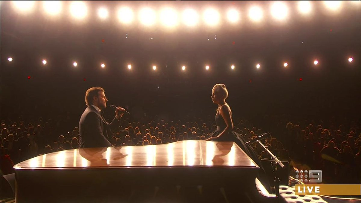 "Channel 9 on Twitter: ""A star is born... 🌟 #Oscars… """