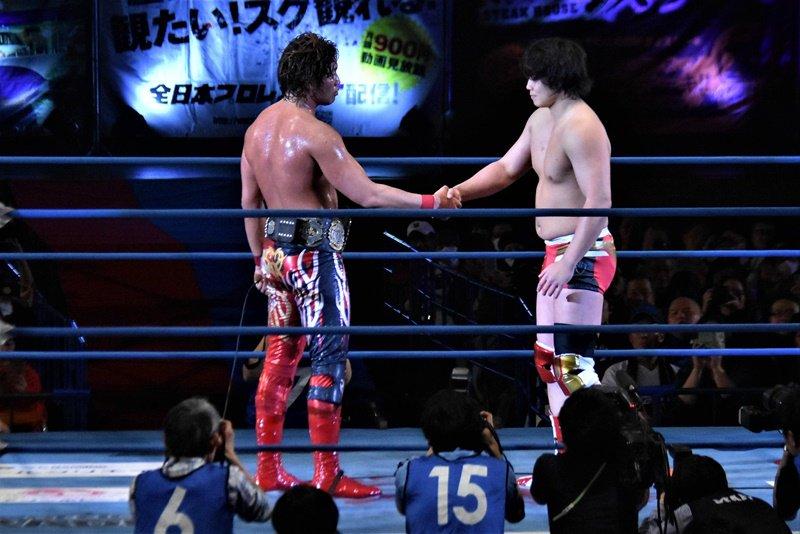 AJPW: Final del Jr. Battle of Glory 2019; Miyahara defiende la TC 8