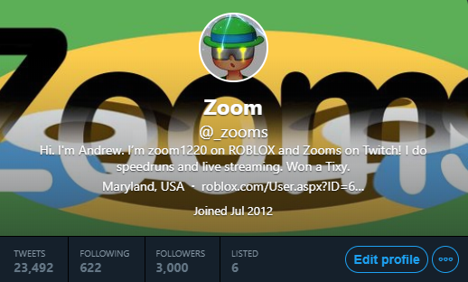 Zoom At Zooms Twitter
