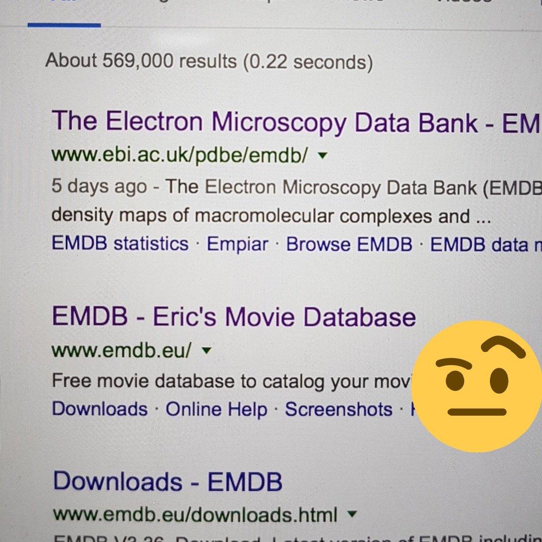 emdb em database