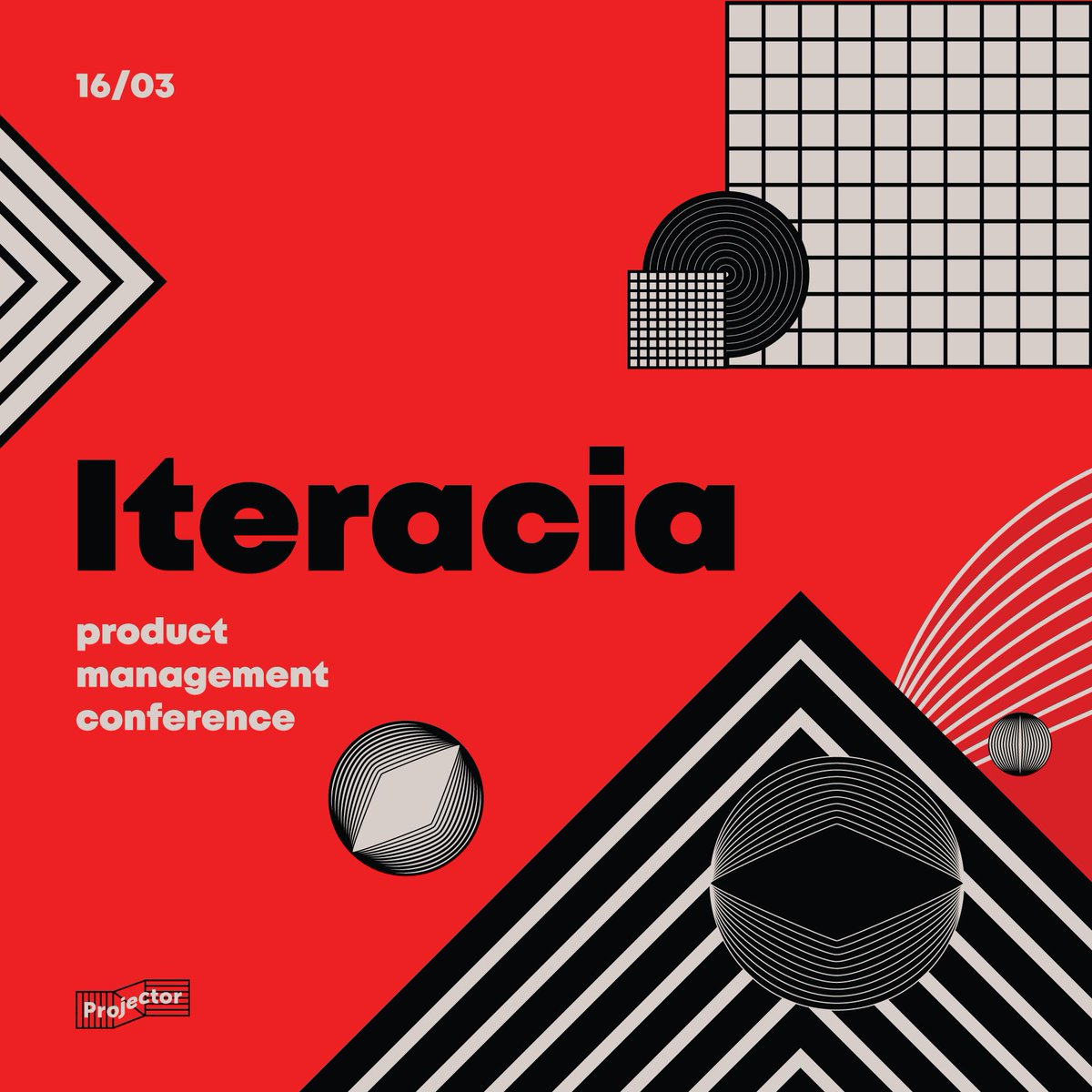 Iterate it until you make it!  Iteracia — conference for product managers, product designers, CEOs and marketers. 16th of March, Kyiv.  Early Birds tickets available till 28th of February: https://t.co/gt2NxP51W1 https://t.co/0GoKGCcvNa