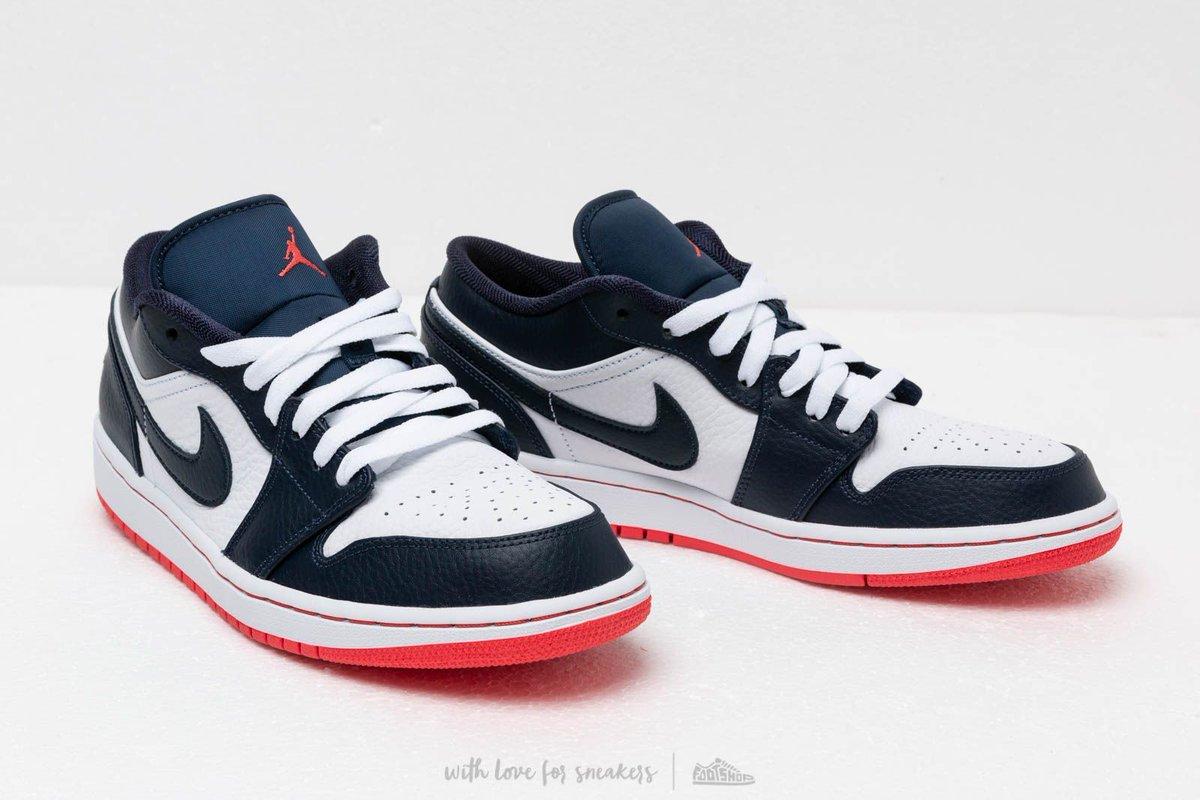 Sneaker Myth On Twitter Ad The Air Jordan 1 Low Obsidian Is