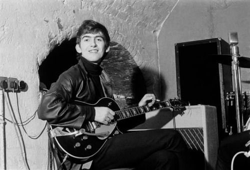 George Harrison would have been 76 today.  Happy Birthday