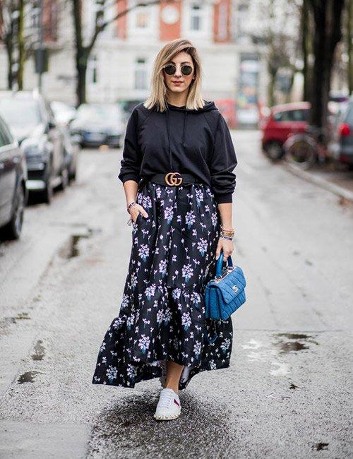 Πως να φορέσω μακριά φούστα το χειμώνα  όλα τα style tips https    f06ffa9bb7f